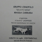 Gruppo Cinofilo Massa Carrara - ENCI
